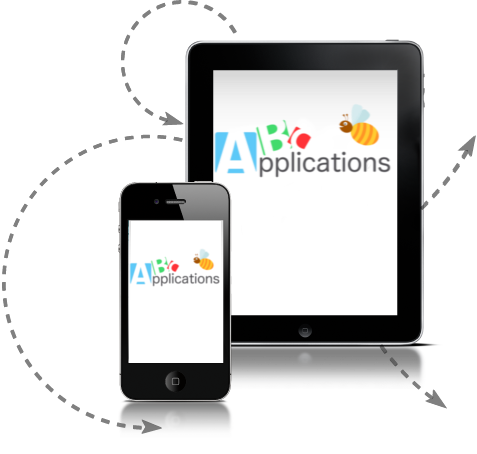 abc applications éducatives lettres cursives